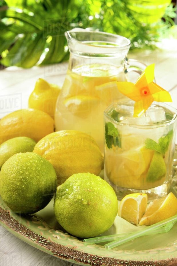 A Recipe for Lemonade